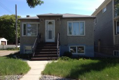 4 bedroom 2 bathroom house just of Whyte Ave