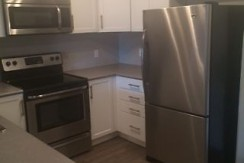 New 1 bedroom plus den condo in Rutherford