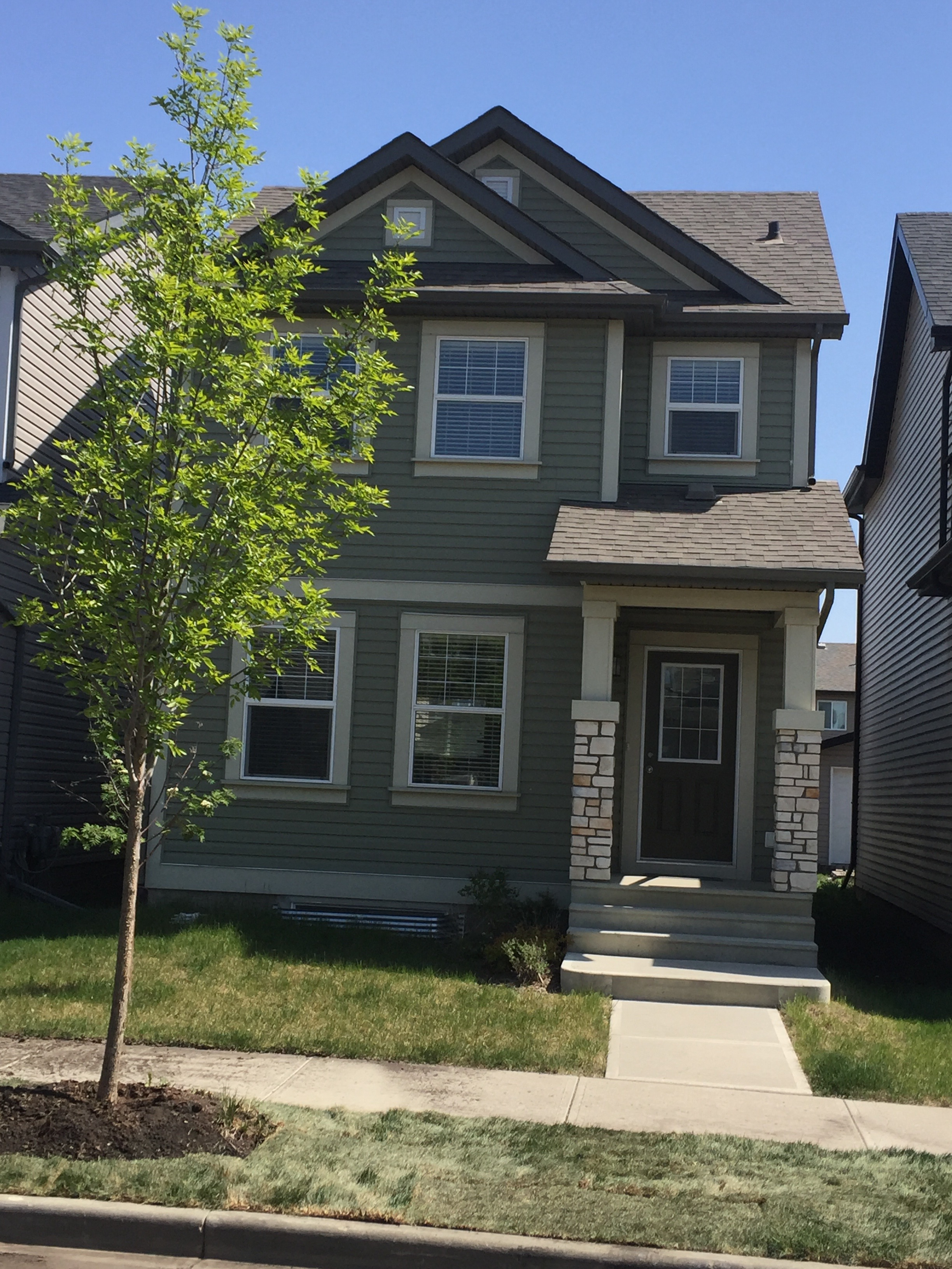 Newer 3 bed 2.5 bath Home, FURNISHED, ALLARD
