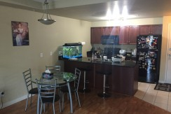 DOWNTOWN LARGE 1 bed 1 bath condo, The Parliament building $1400/month