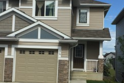 3 bedroom duplex, ELLERSLIE HEIGHTS. walk out basement $1600