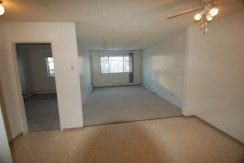 Spacious 1 Bedroom + den Condo NE