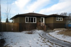 3 Bedroom upper bungalow, West end, CANORA. $1299