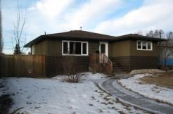 3 Bedroom upper bungalow, West end, CANORA. $1299