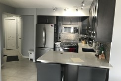 2 bed 2 bath 2 parking stall CONDO. ICE DISTRICT $2050/month