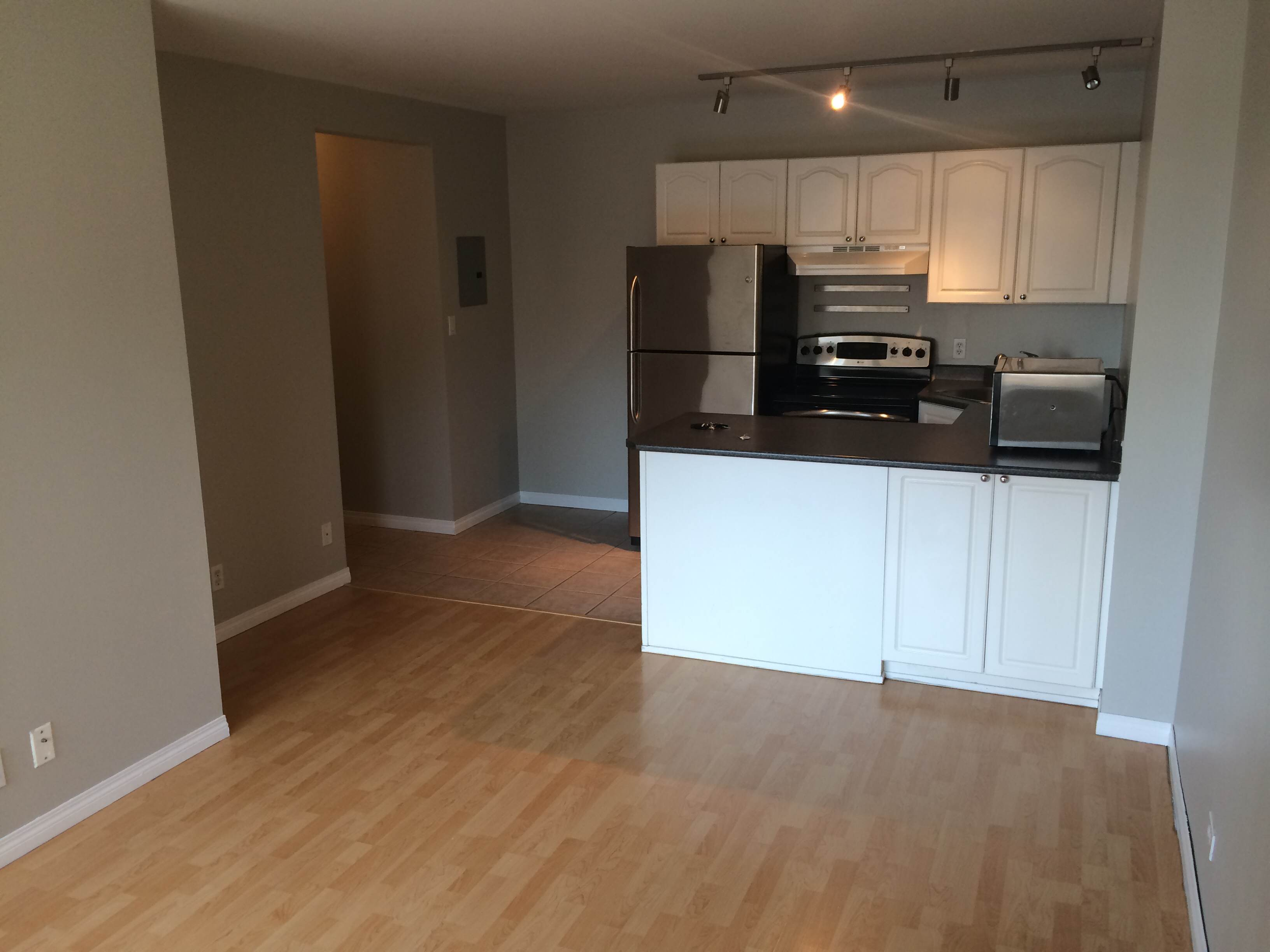 Downtown 1 bed 1 bath condo $1050/month