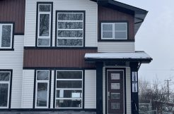BRAND NEW 1/2 Duplex FOR RENT.