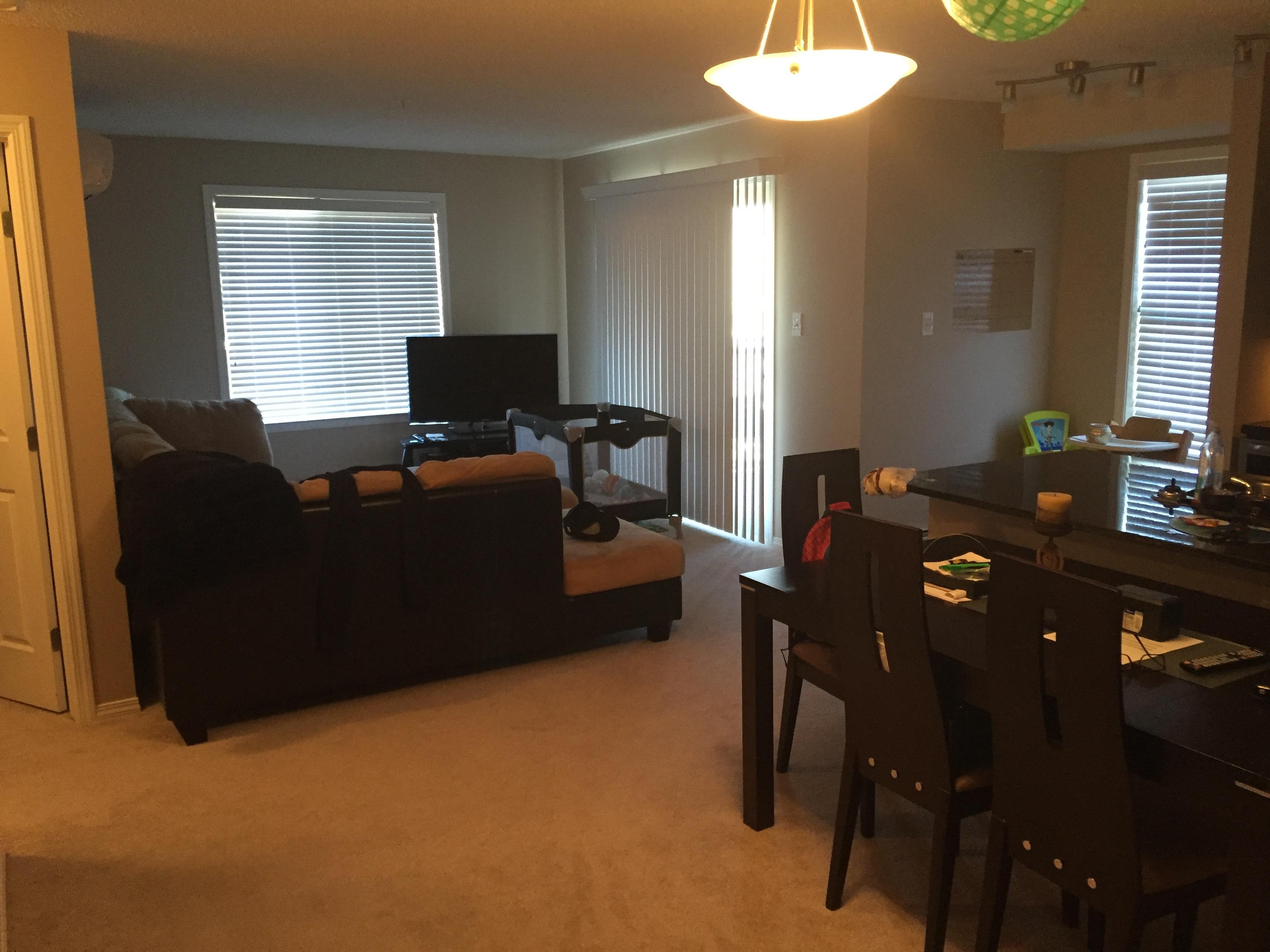 2 bedroom 2 bath condo, NORTH END McConachie. $1499