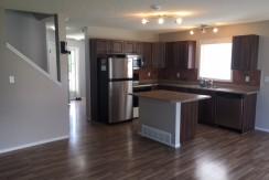 COZY 3 bedroom 1.5 bath Duplex. North End. Pet Friendly $1500